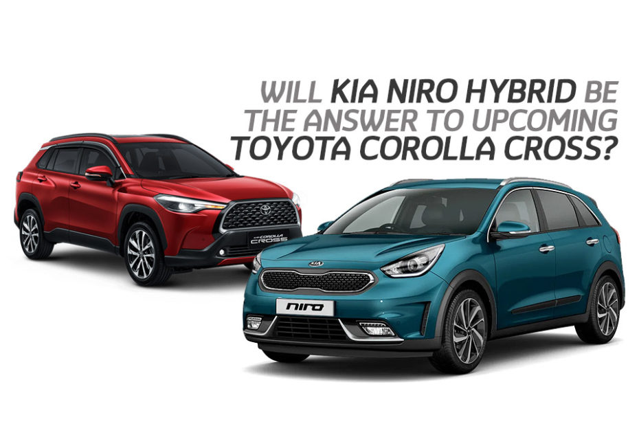 Will Kia Niro be the Answer to Upcoming Toyota Corolla Cross? 9