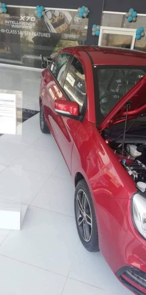 Proton Saga Begin Reaching Dealerships 3