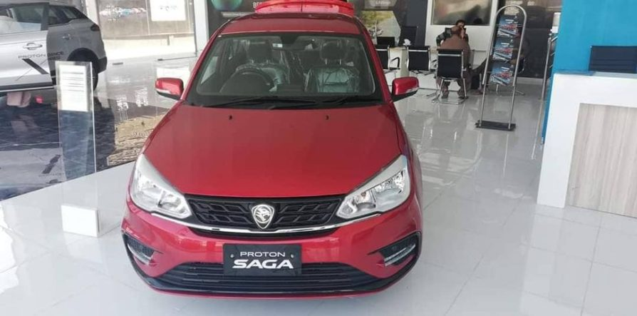 Proton Saga Begin Reaching Dealerships 6