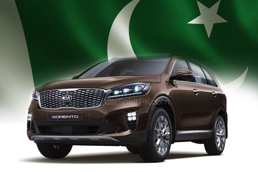 3rd Local Assembled Kia Will Be the 3.5L V6 Sorento 5