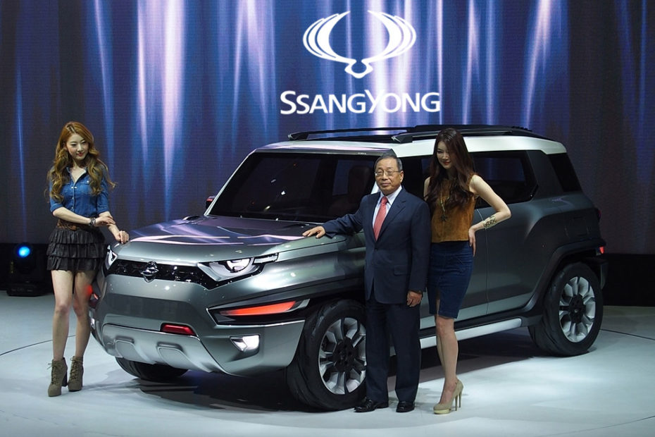 Ssangyong Files for Bankruptcy 5