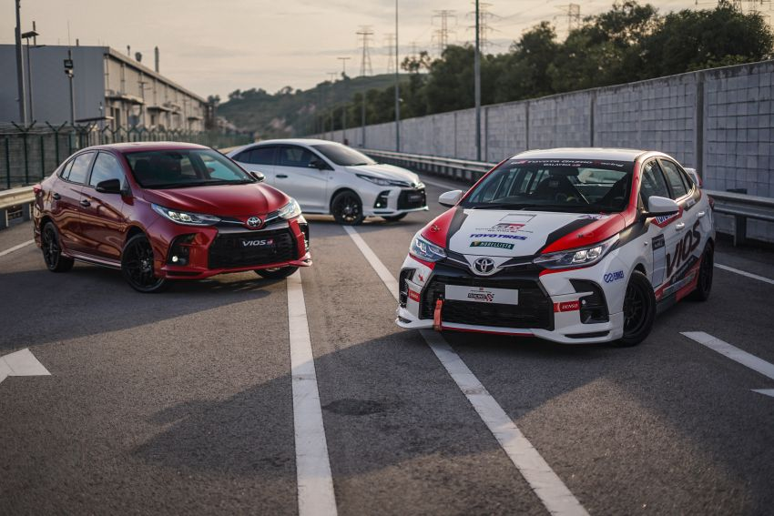 Toyota Launches the Sporty Vios GR-S in Malaysia 8
