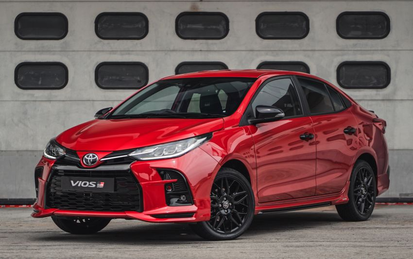 Toyota Launches the Sporty Vios GR-S in Malaysia 4