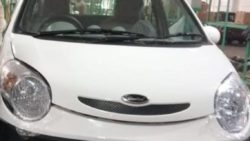 Upcoming United Alpha Hatchback is a First Gen Chery QQ Facelift 1