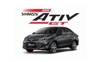 Toyota Updates the 2020 Yaris Ativ in Thailand 5