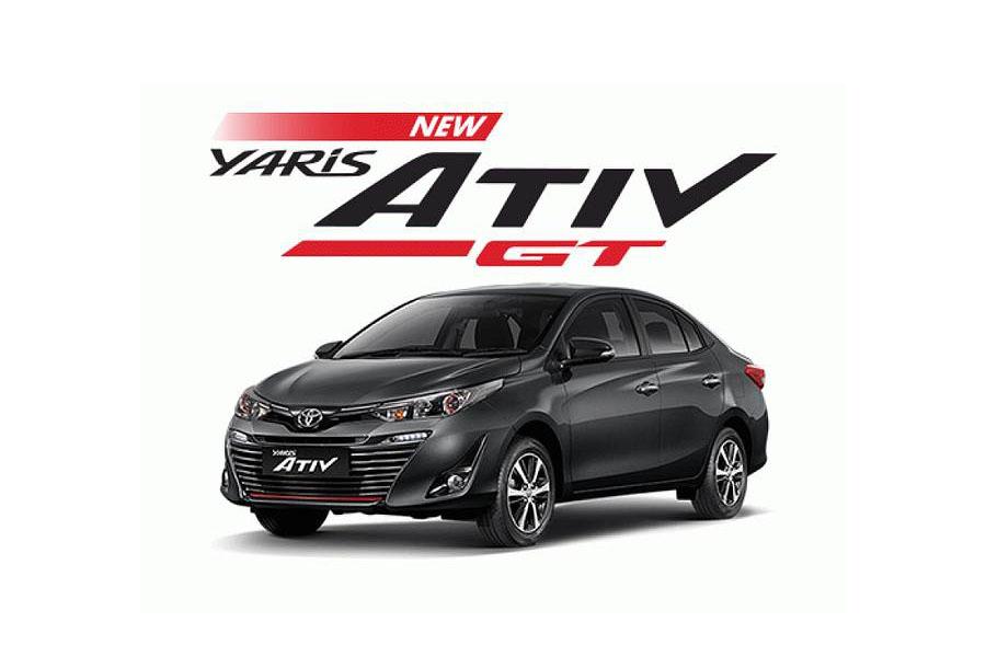 Toyota Updates the 2020 Yaris Ativ in Thailand 10