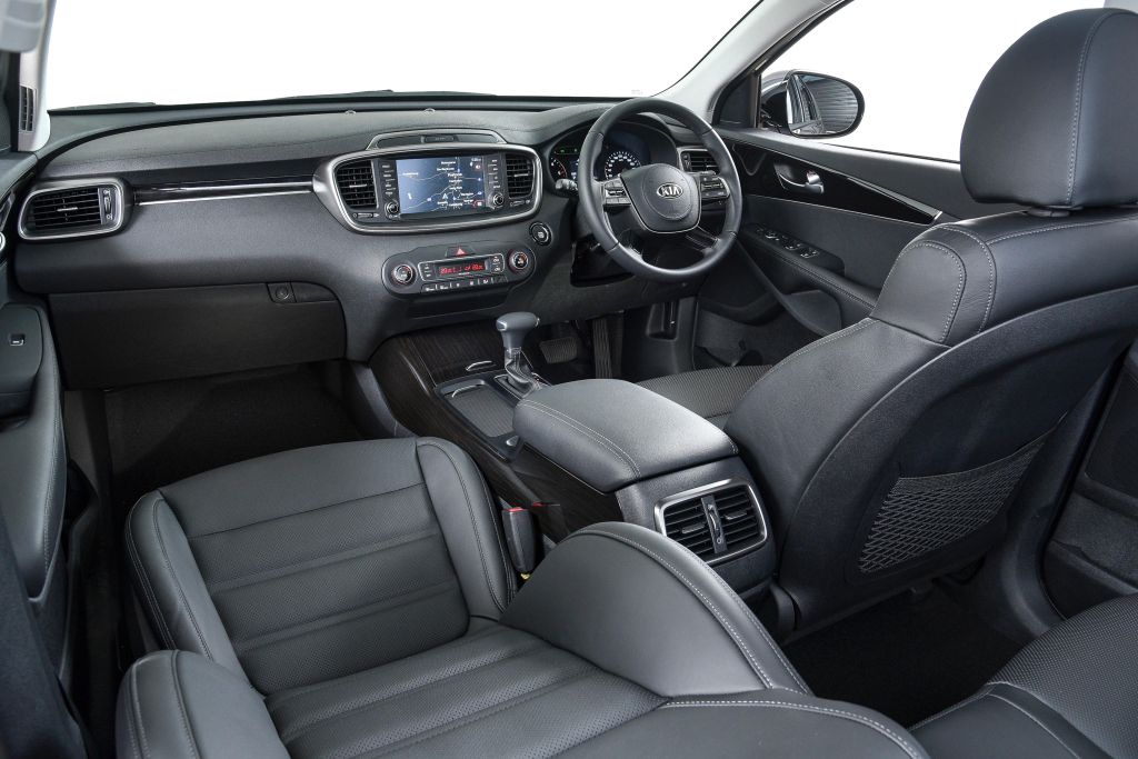 3rd Local Assembled Kia Will Be the 3.5L V6 Sorento 4