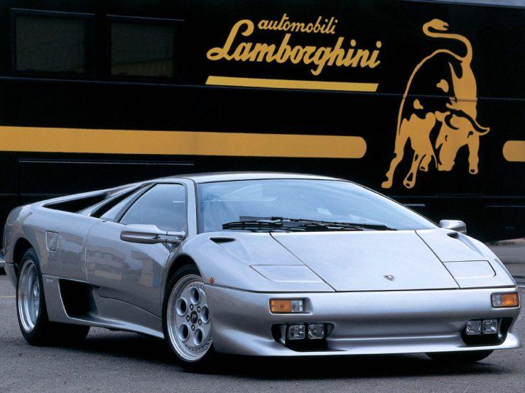 Lamborghini Celebrating 30 Years of Diablo 15