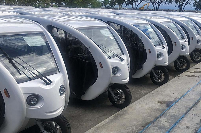 Toyota to Introduce Electric Tricycles in Pakistan 5
