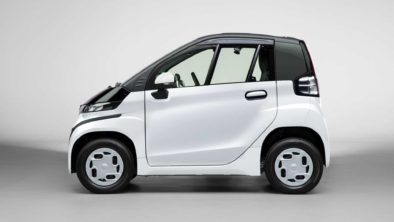 Toyota Launches C+pod Electric Car 3