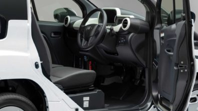 Toyota Launches C+pod Electric Car 8