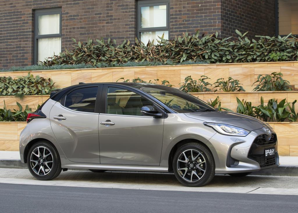Next Gen Mazda2 to be Based on New Yaris Hybrid 1