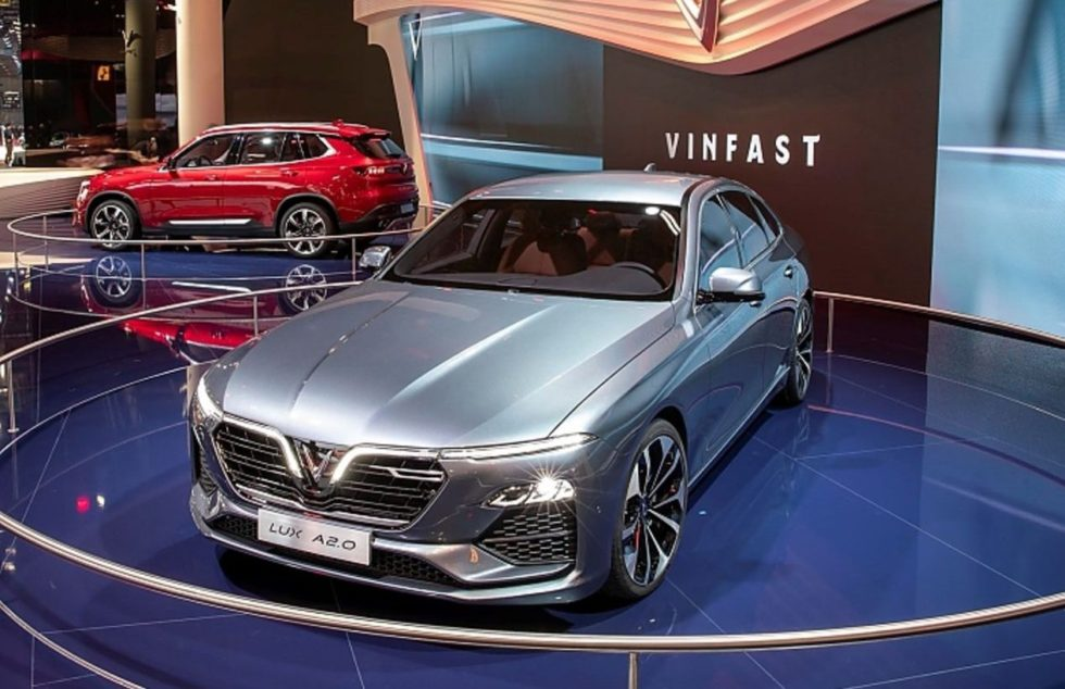 Vietnam's VinFast Developing 11 New Models 14