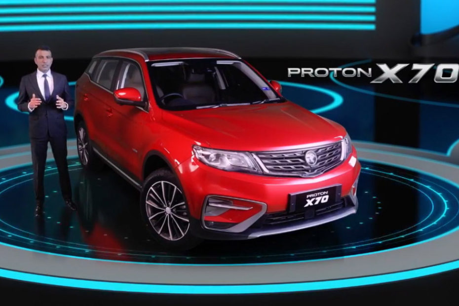 Proton X70 Launched in Pakistan from PKR 48.9 Lac 10