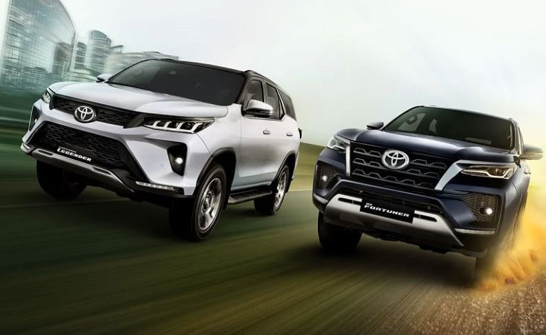 2021 Toyota Fortuner Facelift Launched in India from INR 29.9 Lac 8