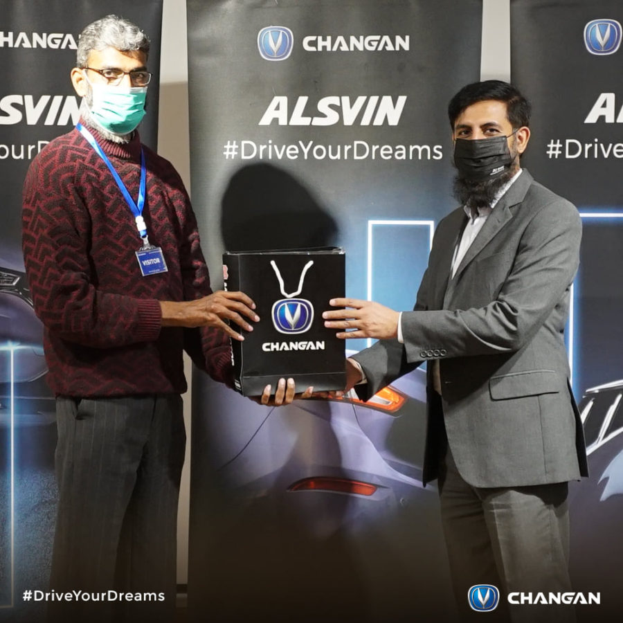 Changan Alsvin Like Nowhere Else- Only on CarSpiritPK 16