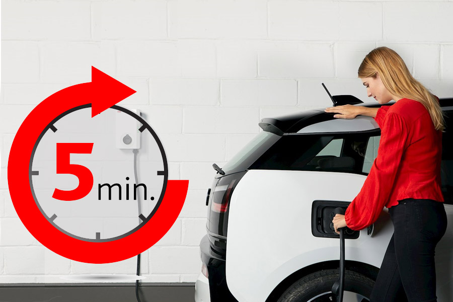 EV Batteries Can Now be Charged in 5 Minutes 2