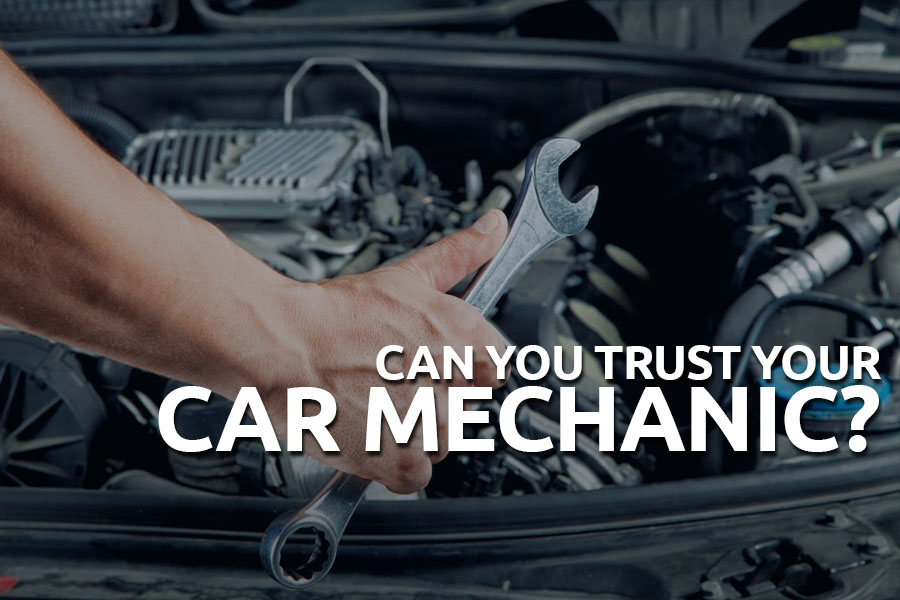 Can You Trust Your Car Mechanic? 6