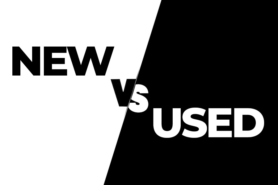 New vs Used in a Specific Budget 6