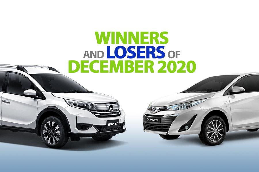 Winners & Losers of December 2020 4