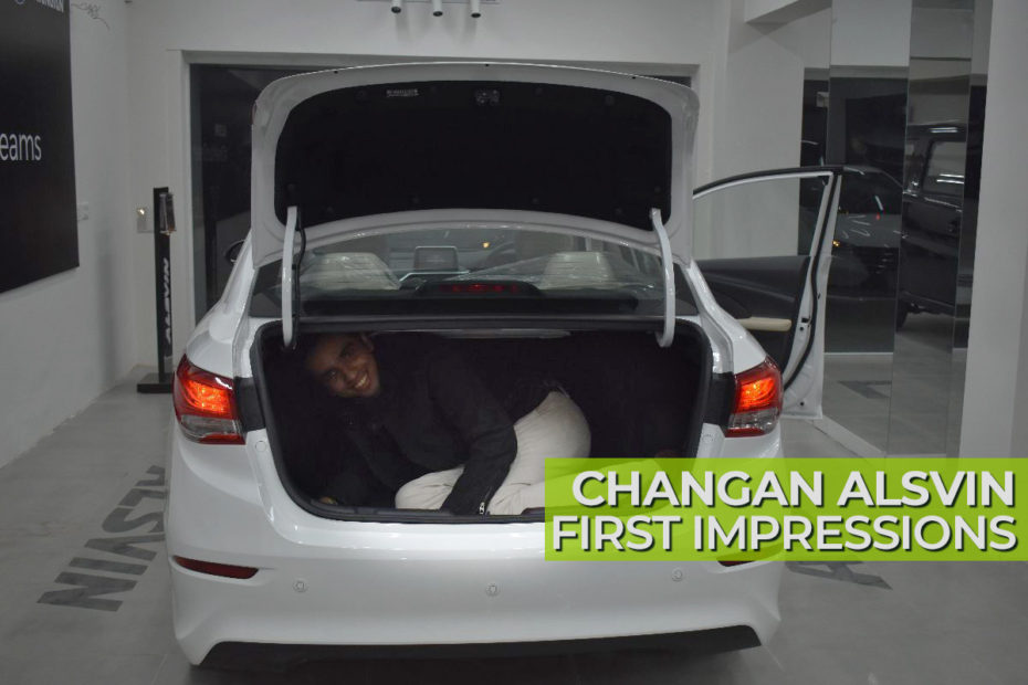 Changan Alsvin First Impressions: Amazing! 1