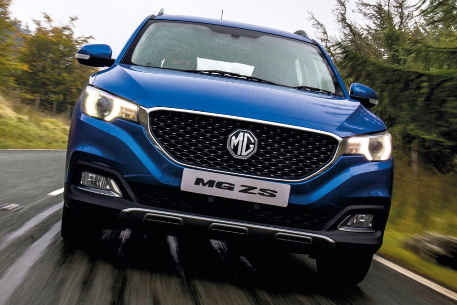 MG ZS Prices Unveiled- The Cheapest Crossover SUV? 3